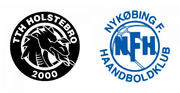 TTH Holstebro - Nykøbing-Falster Håndbold