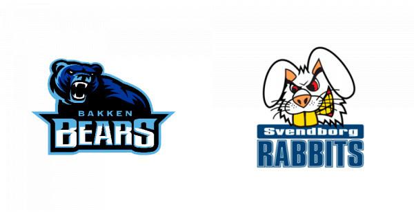 Bakken Bears - Svendborg Rabbits